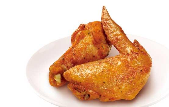烧烤BBQ鸡翅