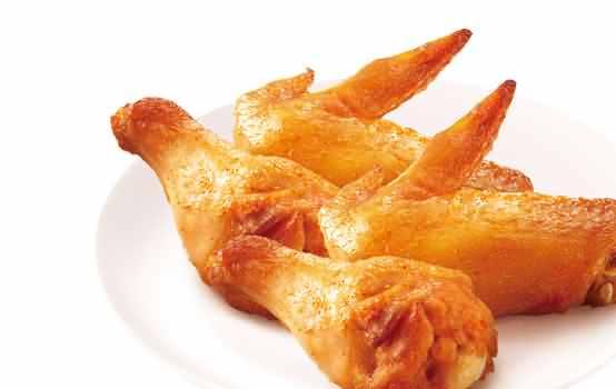 新奥尔良风味鸡翅