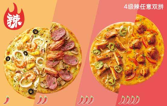 各种辣比萨(9寸纯珍)