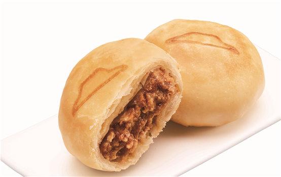欢乐2只装 - 鲜肉酥饼