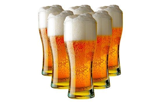 听装啤酒6听