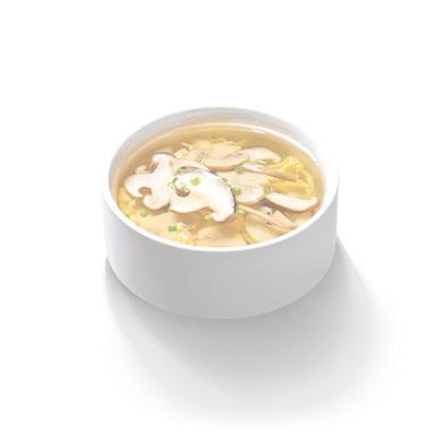 鲜香菌菇汤