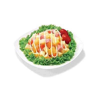 水果土豆沙拉分享装