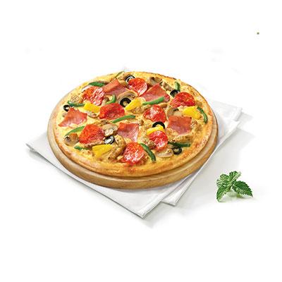 超级至尊比萨
