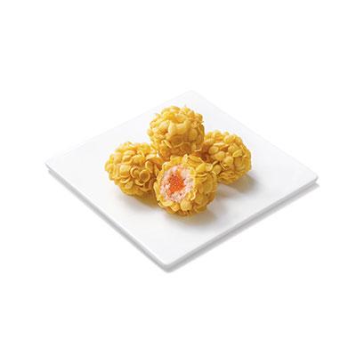 黄金鱼籽酱虾球