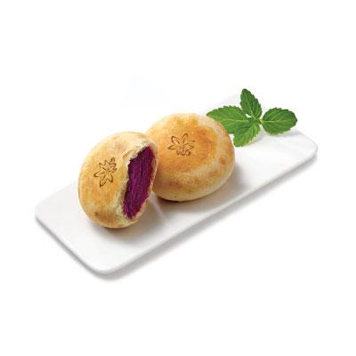 欢乐2只装 - 紫薯酥饼