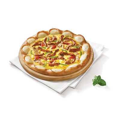 天府牛肉比萨