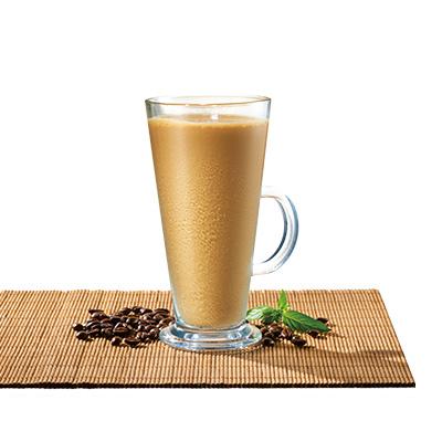 下午茶-牛奶吻上冰拿铁咖啡