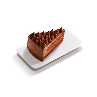下午茶-浓情点点巧克力蛋糕