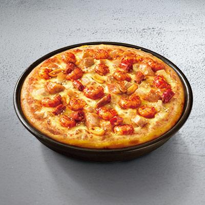 热血小龙虾比萨青春版