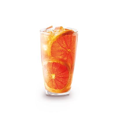 柚遇大吉岭嗨杯鲜果茶(冰)