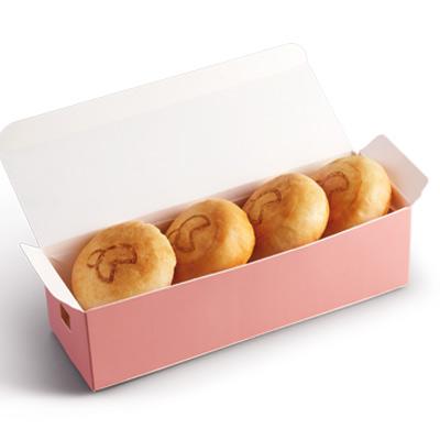 小龙虾鲜肉酥饼(4只)