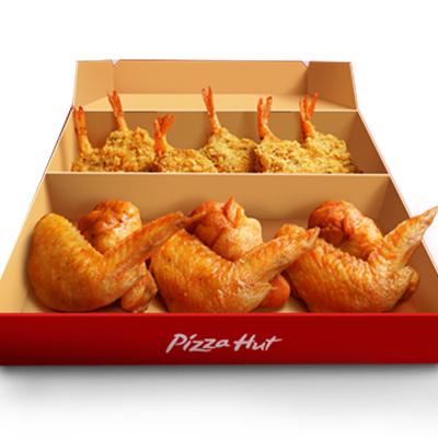 超值虾翅盒