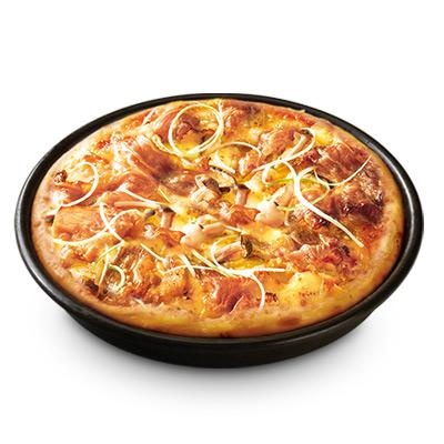 澳洲炙烤牛肉比萨
