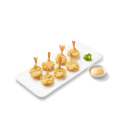 香草凤尾虾(7只)
