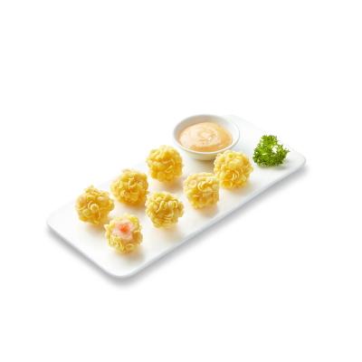 鱼籽酱虾球(7只)