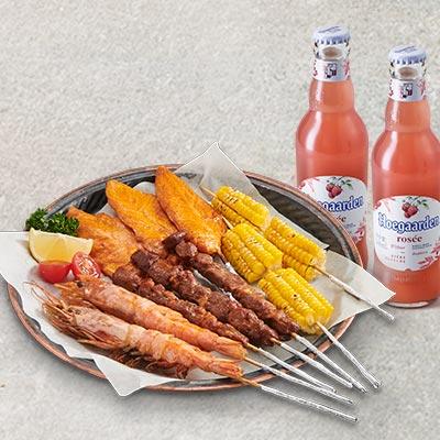 夏日派对串烤套餐