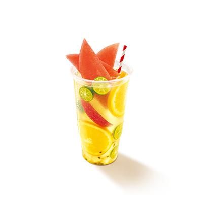 嗨杯鲜果茶(冰)