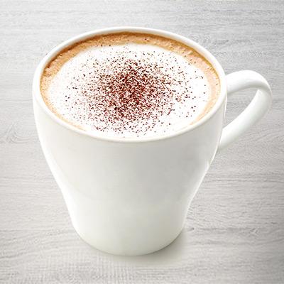 卡布基诺咖啡(热)