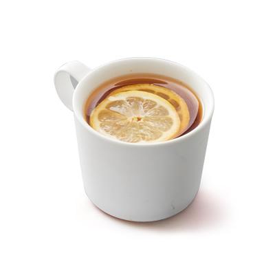 热柠檬红茶